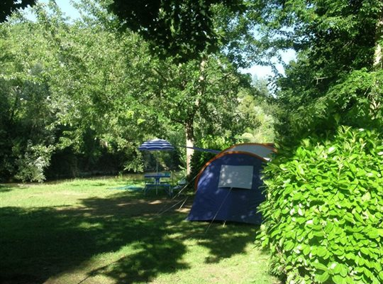 Campsite for groups